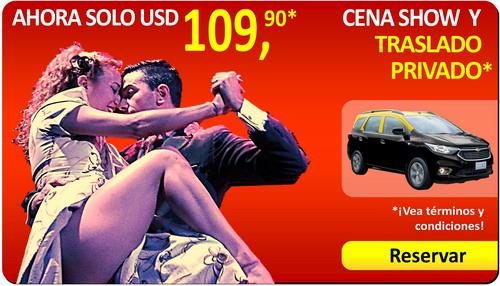 La Ventana Show de Tango en Buenos Aires oferta especial