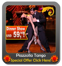 Tango Show Buenos Aires Piazzolla Tango more info and tickets