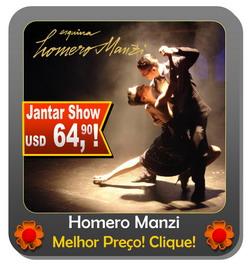 Show de Tango Homero Manzi Buenos Aires melhor preco e dicas