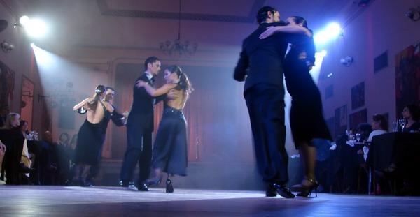 La Nacional Show de Tango en Buenos Aires cuerpo de baile de Tango