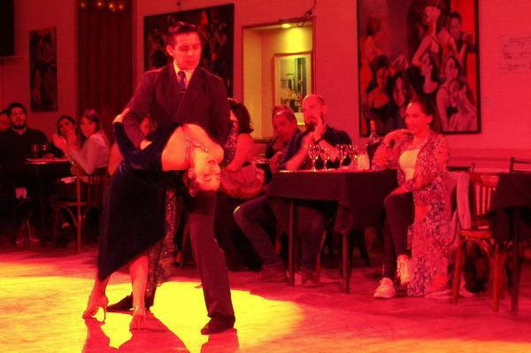 La Nacional Show de Tango pasión tanguera