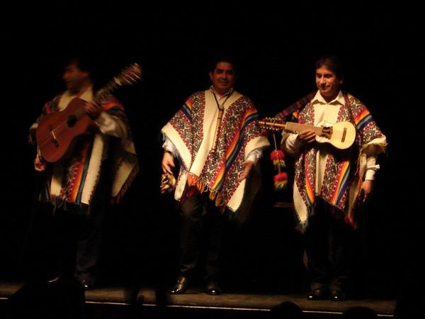 La Ventana Tango San Telmo show gaucho