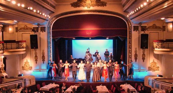 Piazzolla show de Tango tradicional