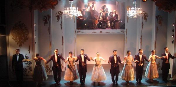 Cafe de los Angelitos Tango show Buenos Aires final