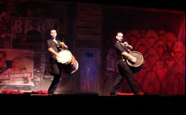 Tango Porteno show Buenos Aires Gaucho Show