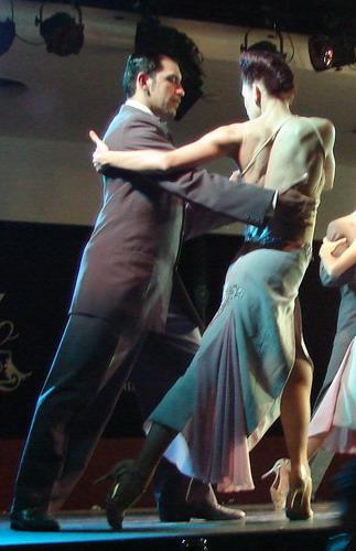 Catulo show de Tango passos de Tango
