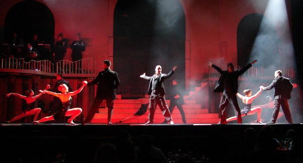 Tango Portenho Show de Tango em Buenos Aires corpo de dance