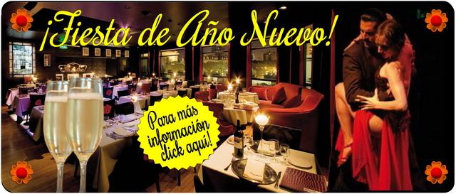 Show de Tango de Año Nuevo en El Viejo Almacén