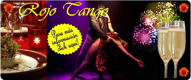 Show de Tango de Año Nuevo en Rojo Tango