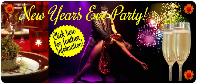 New Year's Eve Reveillon night Rojo Tango Show in Buenos Aires